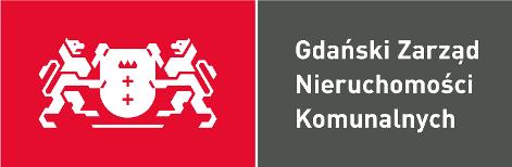 Logo Gdańskiego Zarządu Nieruchomości Komunalnych S.Z.B.